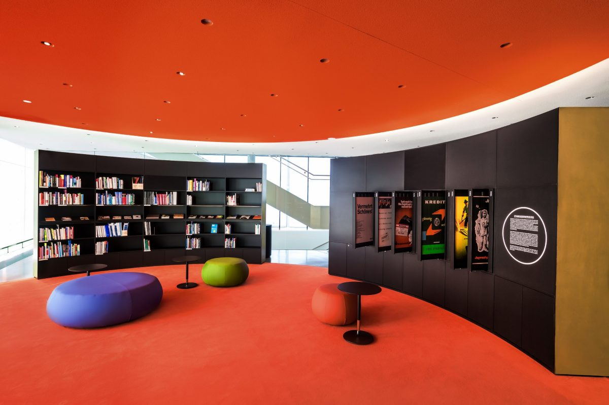 Erste Financial Life Park_FLiP Library